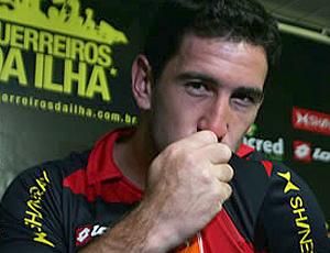 Pablo Pereira Sport (Foto: Site Oficial do Clube)