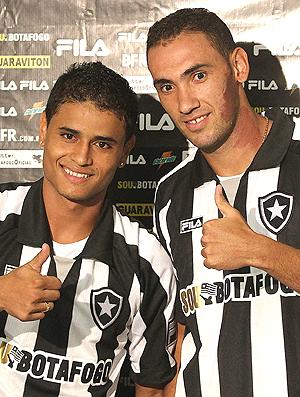 Everton Rodrigo Mancha Botafogo