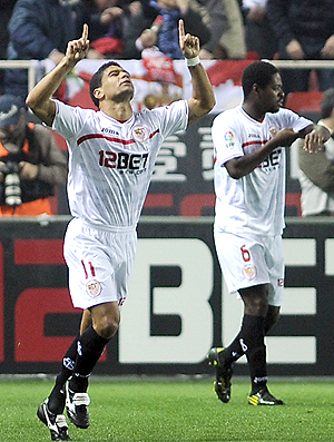 Renato gol Sevilla