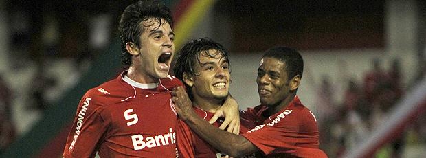 Inter B sai do vermelho e vence a primeira (Lucas Uebel / VIPCOMM)