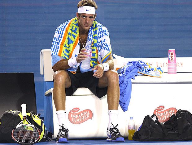 Juan Martín del Potro tênis Australian Open 2r