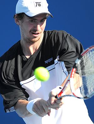 Jan Hernych tênis Australian Open 2r