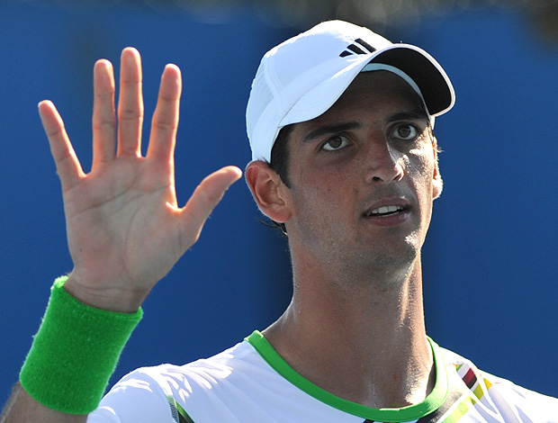 Thomaz Bellucci tênis Australian Open 2r