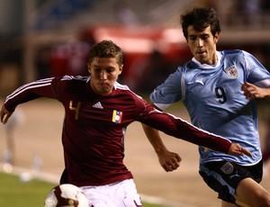 Federico Rodríguez, da seleção uruguaia sub-20