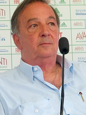 Roberto Frizzo  palmeiras (Foto: Julyana Travaglia / GLOBOESPORTE.COM)