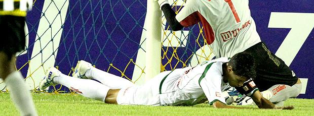 Matheus Hansen cabofriense faz dois gols contra a favor do botafogo