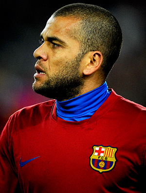 daniel alves barcelona (Foto: Getty Images)