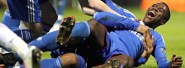 Ramires gol Chelsea