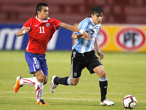 Ramses Bustos Chile Adrian Martinez Argentina