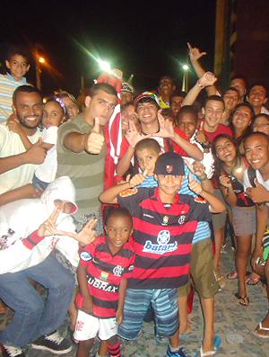 torcedore hotel Flamengo
