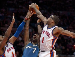 Amar'e Stoudemire, do New York Knicks