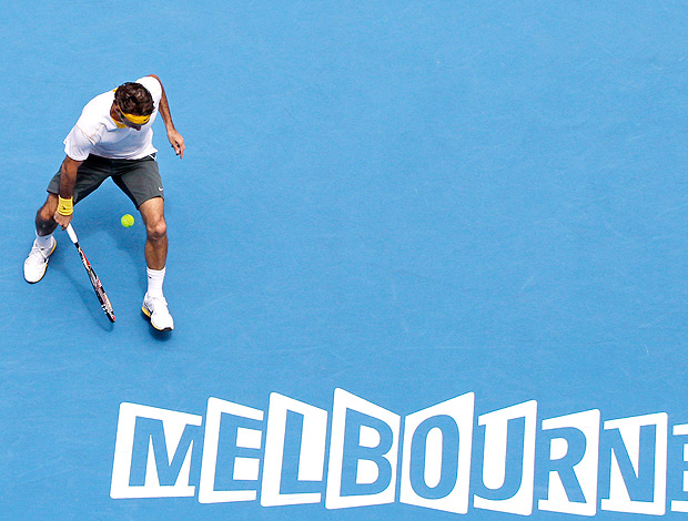 Roger Federer tênis Australian Open quartas Gran Willy