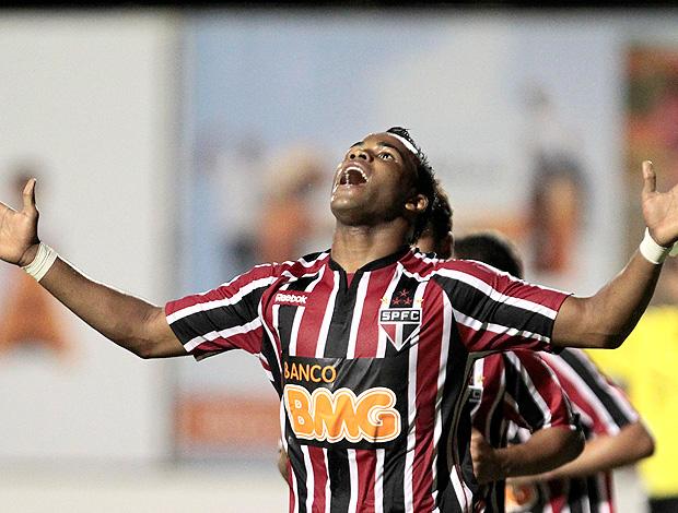 gol Fernandinho São paulo