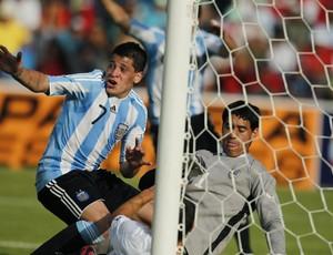 Juan Iturbe, da seleção argentina sub-20