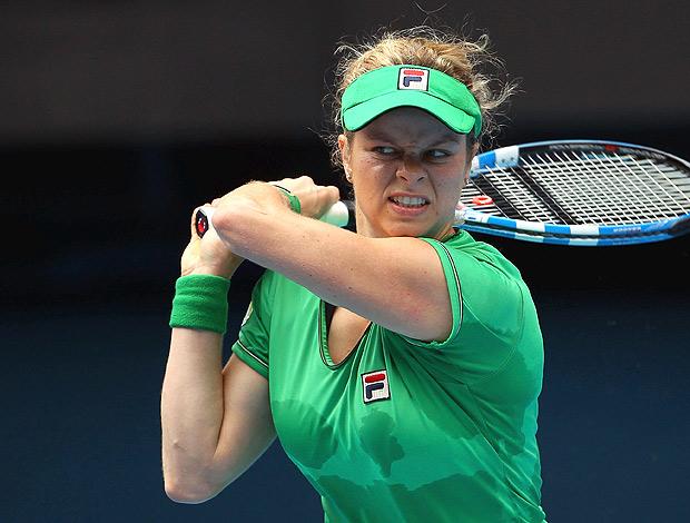 Kim Clijsters tênis Australian Open quartas