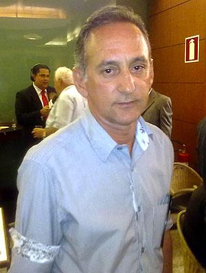 Dimas Fonseca diretor do Cruzeiro (Foto: Leonardo Simonini / GLOBOESPORTE.COM)