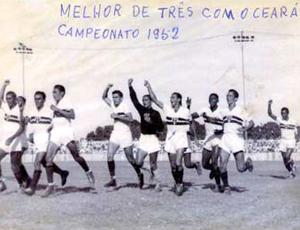 Ferroviário 1952 (Foto: Site Oficial do Clube)