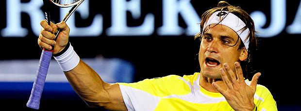 david ferrer tênis Australian Open semifinais