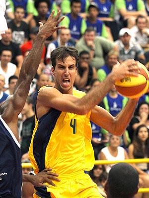 Marcelinho no Jogo das Estrelas da NBB