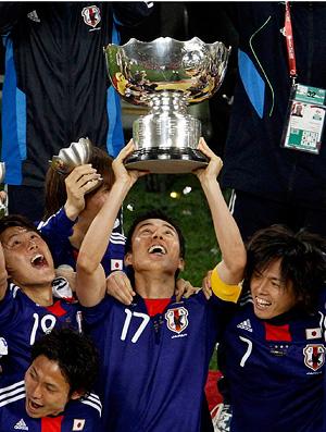 japão campeão copa da ásia