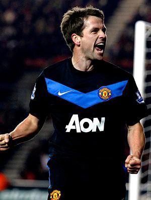 owen  Manchester United x Southampton