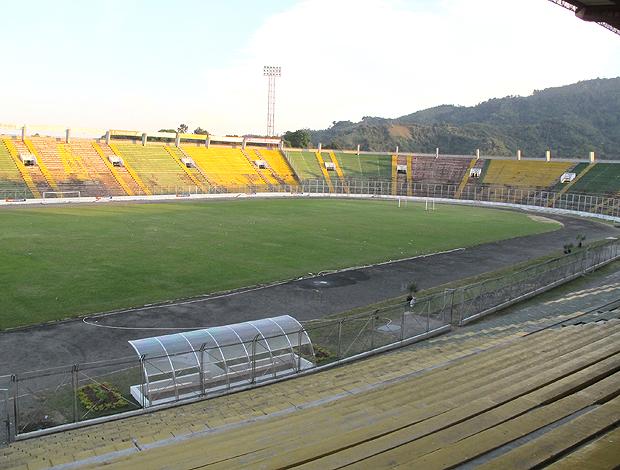 Estádio do Tolima, em Ibagué