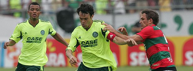 Palmeiras vence a quarta seguida: 2 a 0 (Agência Estado)