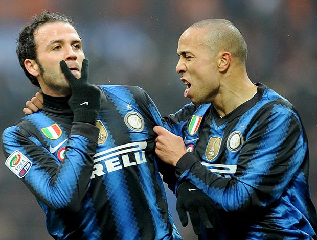 Pazzini gol Inter de Milão