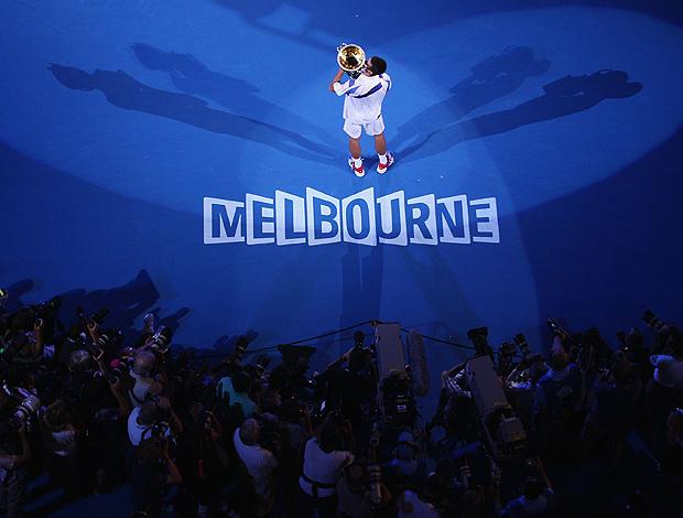 tênis novak djokovic campeão austrália