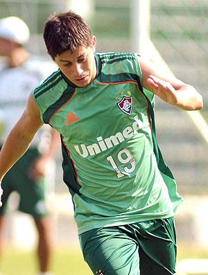 Conca treino Fluminense