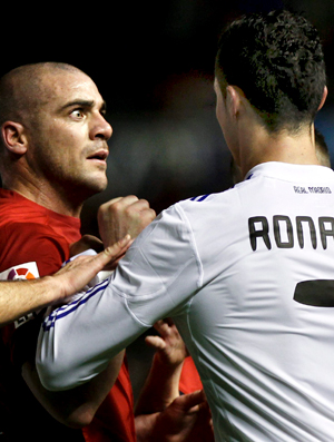 Cristiano Ronaldo Pandiani Real Madrid Osasuna