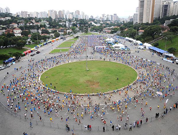 corrida da Meia Maratona de São Paulo