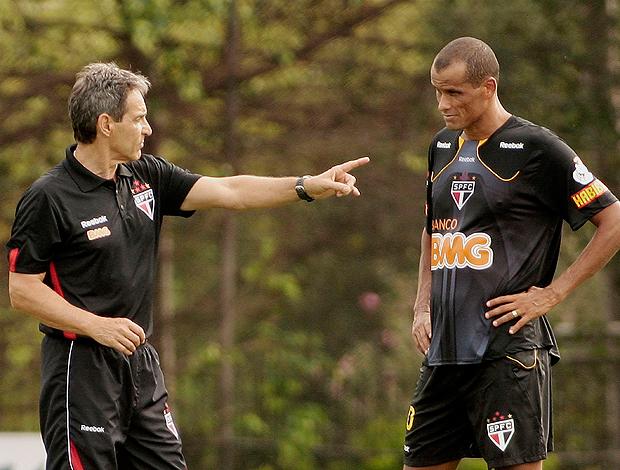 Rivaldo Carpegiani são paulo (Foto: Agência Estado)
