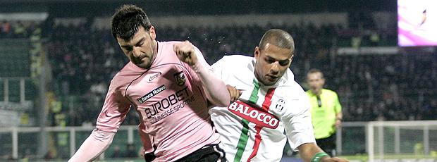 Felipe Melo  Juventus x Palermo