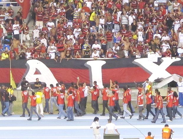 time campeão copa são paulo flamengo x nova iguaçu