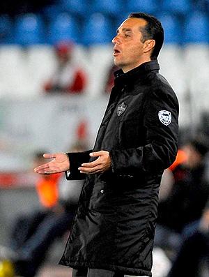 Jose Luis Oltra, técnico do Almeria