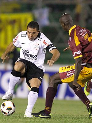 Ronaldo Corinthians x Tolima