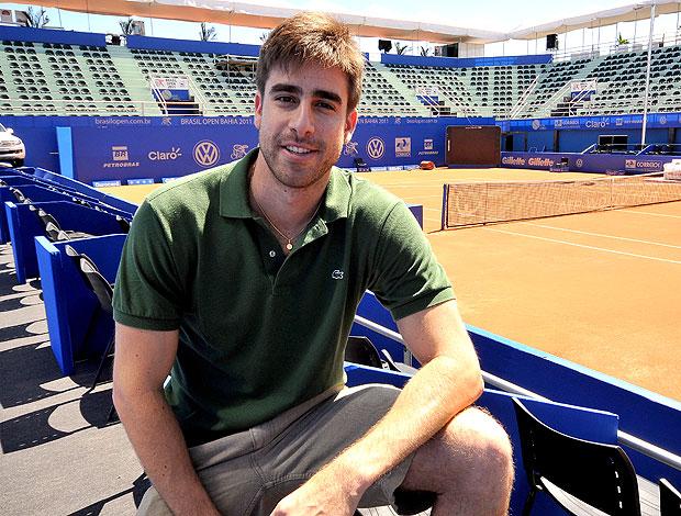 Luiz Carvalho tênis Aberto do Brasil Open diretor  (Foto: João Pires / Divulgação)