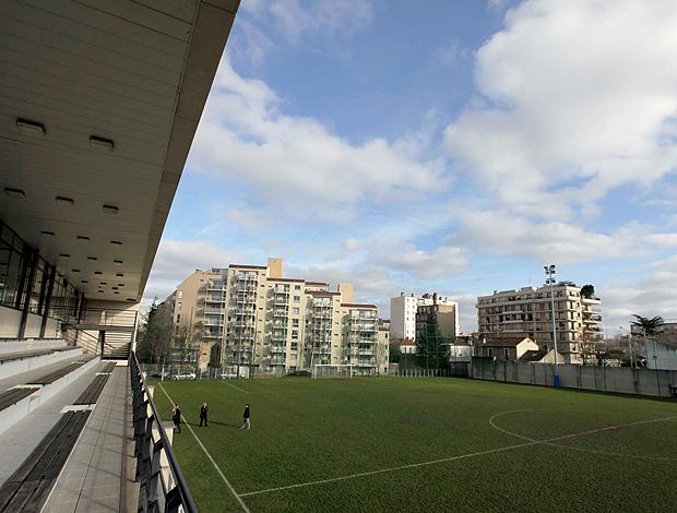 Campo de treino Brasil seleção sub-20 França (Foto: Mowa Press)