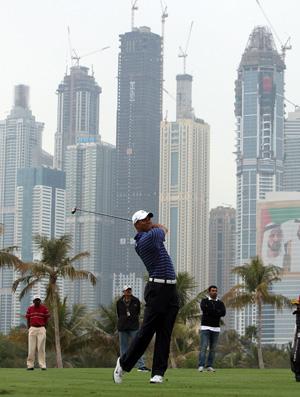 Golfe Tiger Woods Dubai Classic (Foto: Getty Images)
