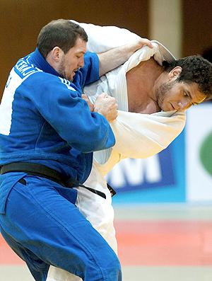judô Rafael Silva (Foto: EFE)