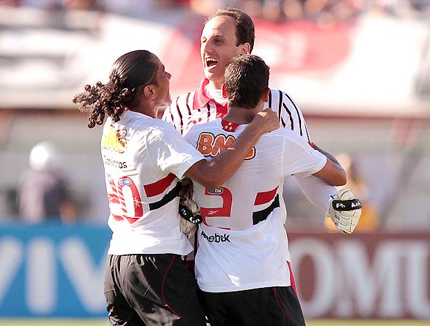 Rogério Ceni gol São Paulo (Foto: Wander Roberto / VIPCOMM)