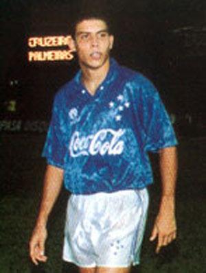 Ronaldo Cruzeiro (Foto: Reprodução)