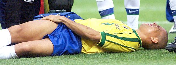 Ronaldo Copa 1998 (Foto: AFP)