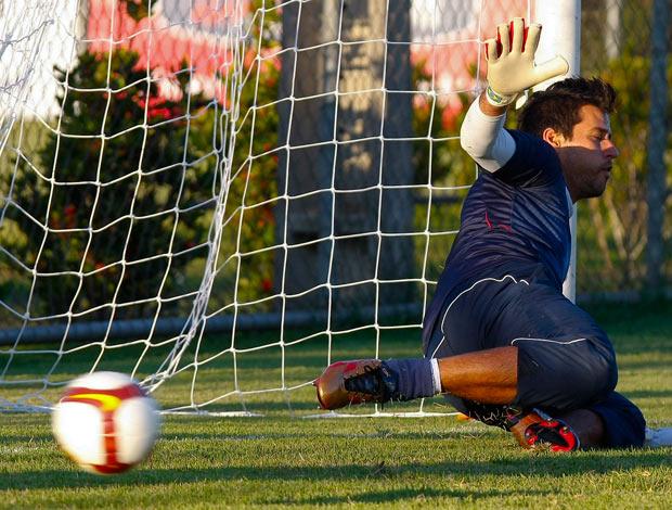 Goleiro Fábio Cruzeiro (Foto: Vipcom)