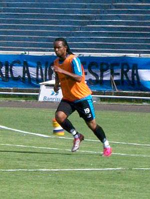 Carlos Alberto Rachão treino Grêmio (Foto: Eduardo Cecconi / Globoesporte.com)