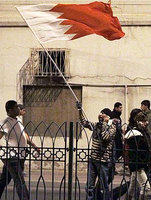 Protestos no Bahrein adiam corrida da GP2 (Foto: AFP)
