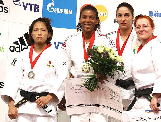 rafaela silva medalha de ouro judô (Foto: IJF/Sabau Gabriela)