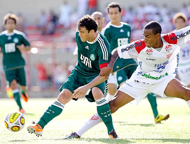 Kleber Palmeiras x Mogi Mirim (Foto: Ag. Estado)