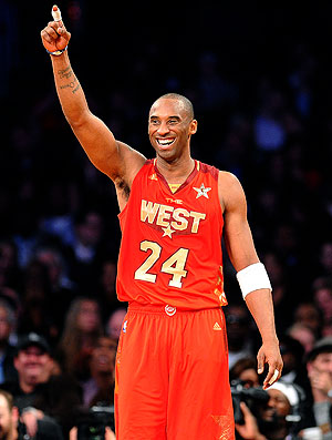 Kobe Bryant All Star Game (Foto: Getty Images)